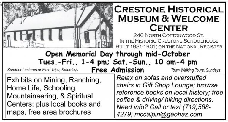 Crestone Historical Museum